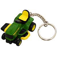 约翰迪尔割草机钥匙扣