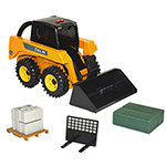 约翰迪尔Big Farm滑移机JD Big Farm Skidsteer Set