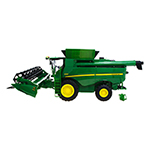 迪尔1:16 S690 联合收割机 16 BF JD S690 COMBINE AND HEAD