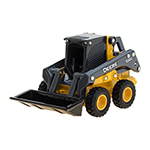 迪尔1:50 332G 滑移机50 JD 332G Skid Steer