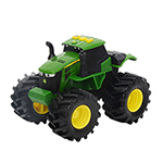 "约翰迪尔6 INCH JD MT 4WD TRACTOR   拖拉机6"" Monster Treads Lights & Sounds Tractor"