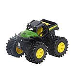 "约翰迪尔6 INCH JD MT GATOR6"" Monster Treads Lights & Sounds Gator"