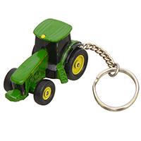 约翰迪尔拖拉机钥匙扣