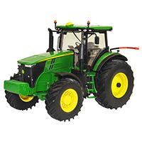 约翰迪尔1:16 7310R拖拉机精品车模