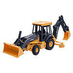 迪尔1:16 JD BF 310SL 两头忙 16 BF JD 310SL BACKHOE LOADER