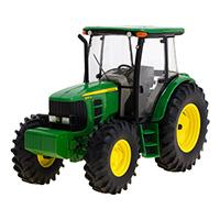 迪尔1:16 6130D 精品拖拉机模型