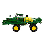 迪尔1:16 JD R4023 撒药机16 BF JD R4023 SP SPRAYER